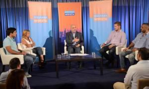 Εκλογές 2015 – Μεϊμαράκης: Άνοιγμα στους νέους – Η αποχή δεν είναι λύση