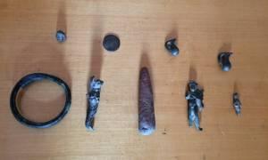 Ηράκλειο: Σύλληψη 43χρονου για μεγάλη υπόθεση αρχαιοκαπηλίας (photos)