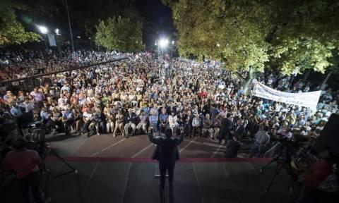 Εκλογές 2015: Το πρόγραμμα των πολιτικών αρχηγών την Πέμπτη 17/9
