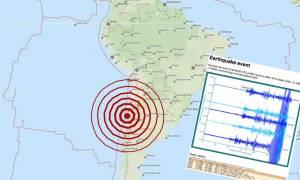 Χιλή: Μεγάλος σεισμός 8,3 Ρίχτερ