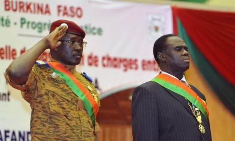 Μπουρκίνα Φάσο: Όμηροι ο πρόεδρος και ο πρωθυπουργός της χώρας