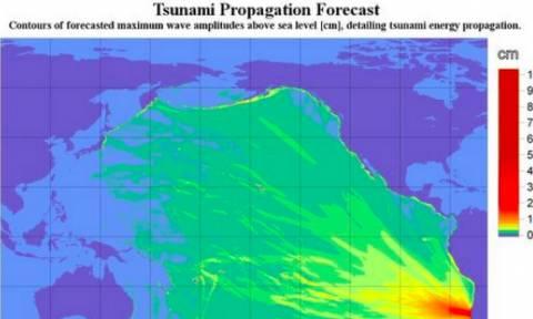 Χιλή - Σεισμός: Αναφορές για κύματα ύψους μέχρι και 4,5 μέτρα σε περιοχές της χώρας (video)