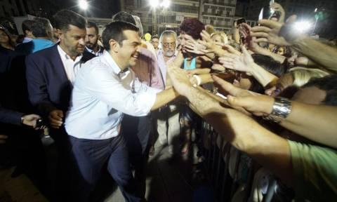 Αποτελέσματα εκλογών 2015: Στην Κρήτη σήμερα (17/09) ο Αλέξης Τσίπρας