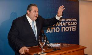 Αποτελέσματα εκλογών 2015 –Στις 12:00 η διακαναλική συνέντευξη του Καμμένου