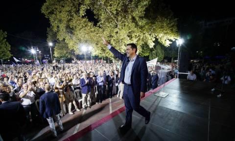 Εκλογές 2015 - Τσίπρας: Μόνο ο ΣΥΡΙΖΑ εγγυάται ότι ο λαός θα βγει όρθιος από την κρίση