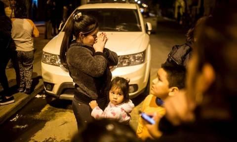 Σεισμός στη Χιλή - Αυτόπτης μάρτυρας: «Είδα τη θάλασσα να ανεβαίνει ξαφνικά»
