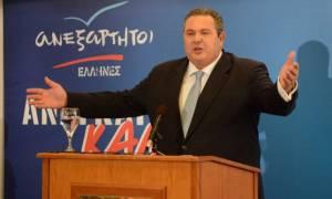 Εκλογές 2015: Ομιλία του Π. Καμμένου απόψε στο Ηράκλειο - Αύριο η κεντρική προεκλογική ομιλία
