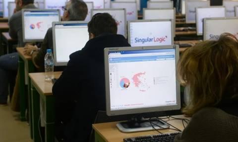 Εκλογές 2015: Στη Singular Logic τα αποτελέσματα