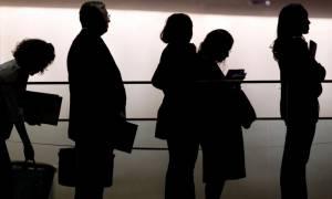 Μεγάλη μείωση της ανεργίας κατά δύο μονάδες
