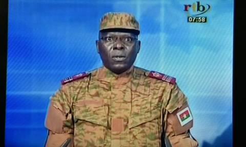 Μπουρκίνα Φάσο: Ορίστηκε επικεφαλής μετά το πραξικόπημα