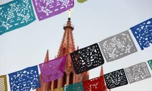 Μεξικανική Αποκριά για όσους χρειάζονται κάτι διαφορετικό (photos)