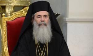 Πατριάρχης Ιεροσολύμων: Χαμένοι... οι σχισματικοί της Ουκρανίας
