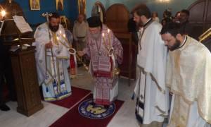 Εορτή της Αγίας Σοφίας στην Μονή Κορίνθου