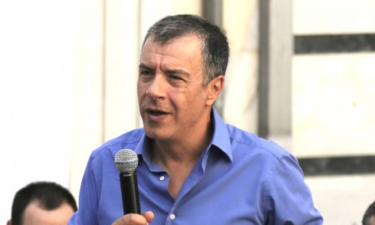 Θεοδωράκης: Πρέπει να αποκλείσουμε τη συνύπαρξη ΣΥΡΙΖΑ - ΝΔ στην ίδια κυβέρνηση