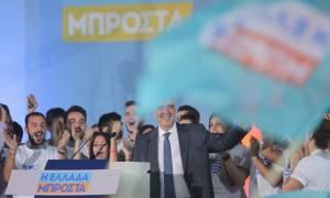 Μεϊμαράκης: Ζητάμε να μας εμπιστευτούν ξανά οι Έλληνες (photos & video)