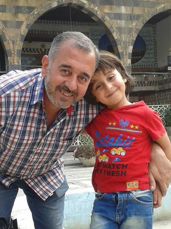 Σύριος πρόσφυγας: «Είμαστε καταδικασμένοι να ελπίζουμε»