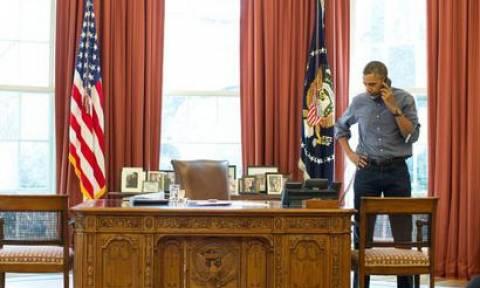 Τηλεφωνική επικοινωνία Ομπάμα με τον βασιλιά της Σαουδικής Αραβίας