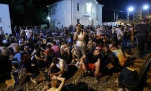 Η Ευρώπη γυρίζει την πλάτη στους πρόσφυγες - Έκλεισε τα σύνορα και η Κροατία