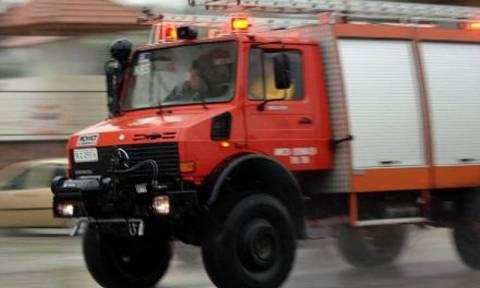 Σφακιά: Έκρηξη φιαλών υγραερίου «ισοπέδωσε» ταβέρνα