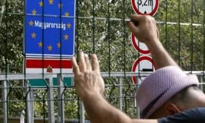 Νέο φράκτη στα σύνορα με την Κροατία υψώνει η Ουγγαρία