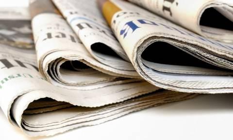 Athens Newspaper Headlines 18/9/2015