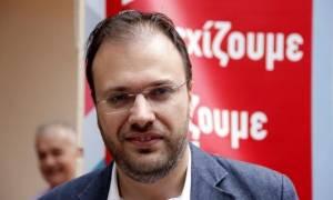 Θεοχαρόπουλος: Τρίτη δύναμη η Δημοκρατική Συμπαράταξη