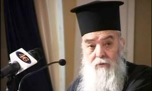 Σκληρή γλώσσα Γόρτυνος Ιερεμία προς μοναχούς