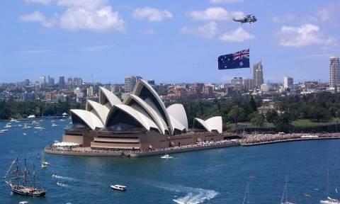 Αύξηση ρεκόρ του τουρισμού στην Αυστραλία