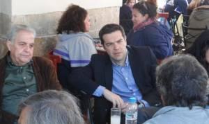 Εκλογές 2015: Με ποιους θα πάει για ποτάκι απόψε το βράδυ ο Τσίπρας;