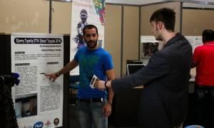 Το υποβρύχιο αμυντικό σύστημα που εφηύρε Έλληνας φοιτητής!