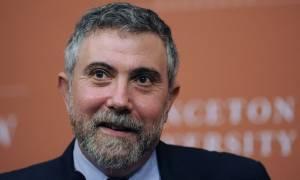 Με το νομπελίστα Πωλ Κρούγκμαν συναντήθηκε ο Γιώργος Χουλιαράκης