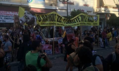 Κερατσίνι: Τρεις συγκεντρώσεις στη μνήμη του Παύλου Φύσσα (photos)