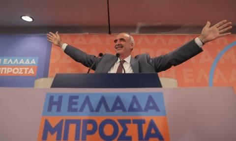 Ο Μεϊμαράκης υποσχέθηκε να σκίσει το μνημόνιο του… Κατρούγκαλου