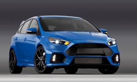 Ford: Η Αποκάλυψη του Νέου Focus RS