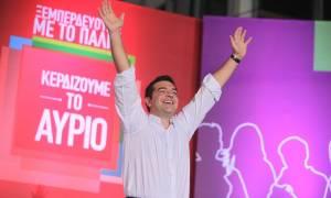 Τσίπρας: Την Κυριακή θα πούμε ακόμα ένα μεγάλο «ΌΧΙ»
