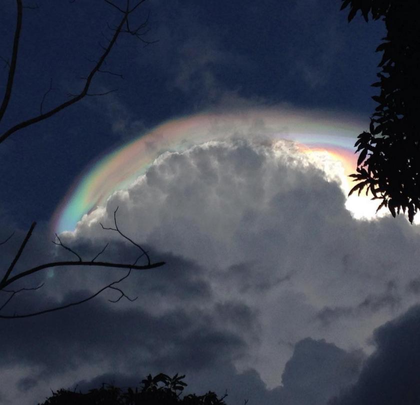 Εκπληκτικές εικόνες: Το τέλος του κόσμου αρχίζει από την Κόστα Ρίκα; (video+photos)