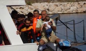 Νέα τραγωδία στο Αιγαίο: Πεντάχρονο κοριτσάκι νεκρό μετά από ανατροπή λέμβου