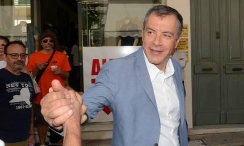 Εκλογές 2015 – Θεοδωράκης: Στόχος δεν είναι τα υπουργεία - Θέλουμε να φοβίσουμε τα κόμματα εξουσίας