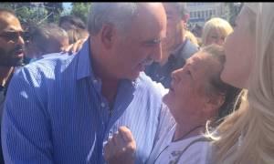 Εκλογές 2015 – Μεϊμαράκης: Σύνθημα νίκης από το Σύνταγμα (video & photos)