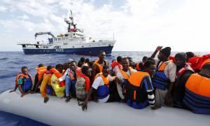 Διάσωση 750 μεταναστών στο Λιβυκό Πέλαγος