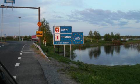 Φινλανδία: Άρχισε ελέγχους στα σύνορα με τη Σουηδία