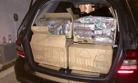 Εγκληματική οργάνωση διακινούσε ναρκωτικά αξίας 2,5 εκατ. ευρώ