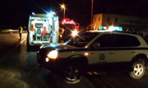 Θρήνος στη Δράμα: Νεκρός οδηγός οχήματος που «καρφώθηκε» σε βράχο