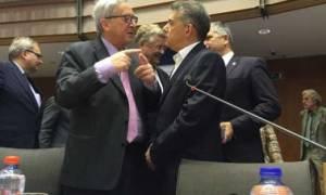 Συνάντηση Γιούνκερ – Αγοραστού τη Δευτέρα στις Βρυξέλλες