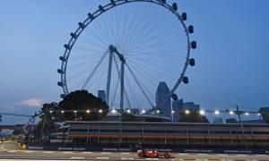 F1 Grand Prix Σιγκαπούρης: Η έκπληξη του Vettel