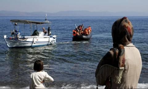 Στους 13 οι διασωθέντες στη Μυτιλήνη - Συνεχίζονται οι έρευνες για αγνοούμενους