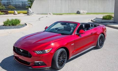Ford : Παγκόσμιο Bestseller το Mustang στην Κατηγορία Σπορ