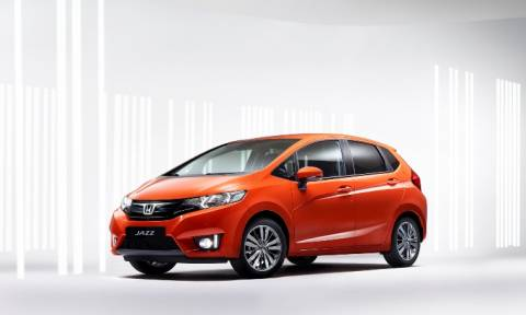 Honda: Το Jazz επαναπροσδιορίζει την κατηγορία Β