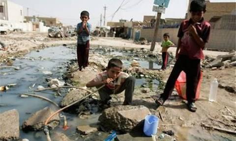 Ιράκ: Ξέσπασμα επιδημίας χολέρας δυτικά της Βαγδάτης
