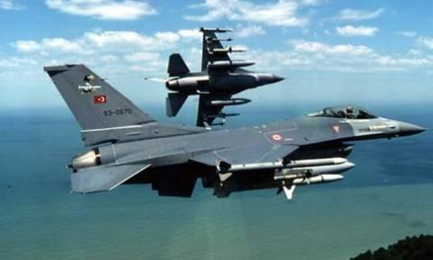 Τουρκία: Αεροπορικές επιδρομές εναντίον βάσεων του PKK